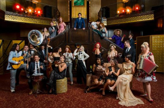 More Info for Postmodern Jukebox