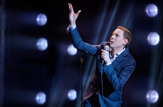 More Info for Comedian Ryan Hamilton