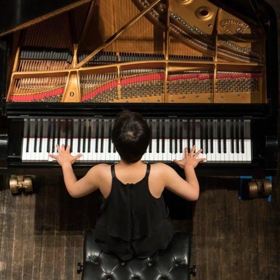 Chaojun Yang, Pianist in Recital
