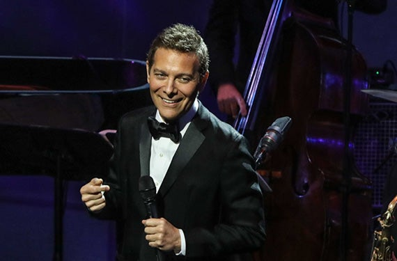 More Info for Michael Feinstein, The Intimate Sinatra