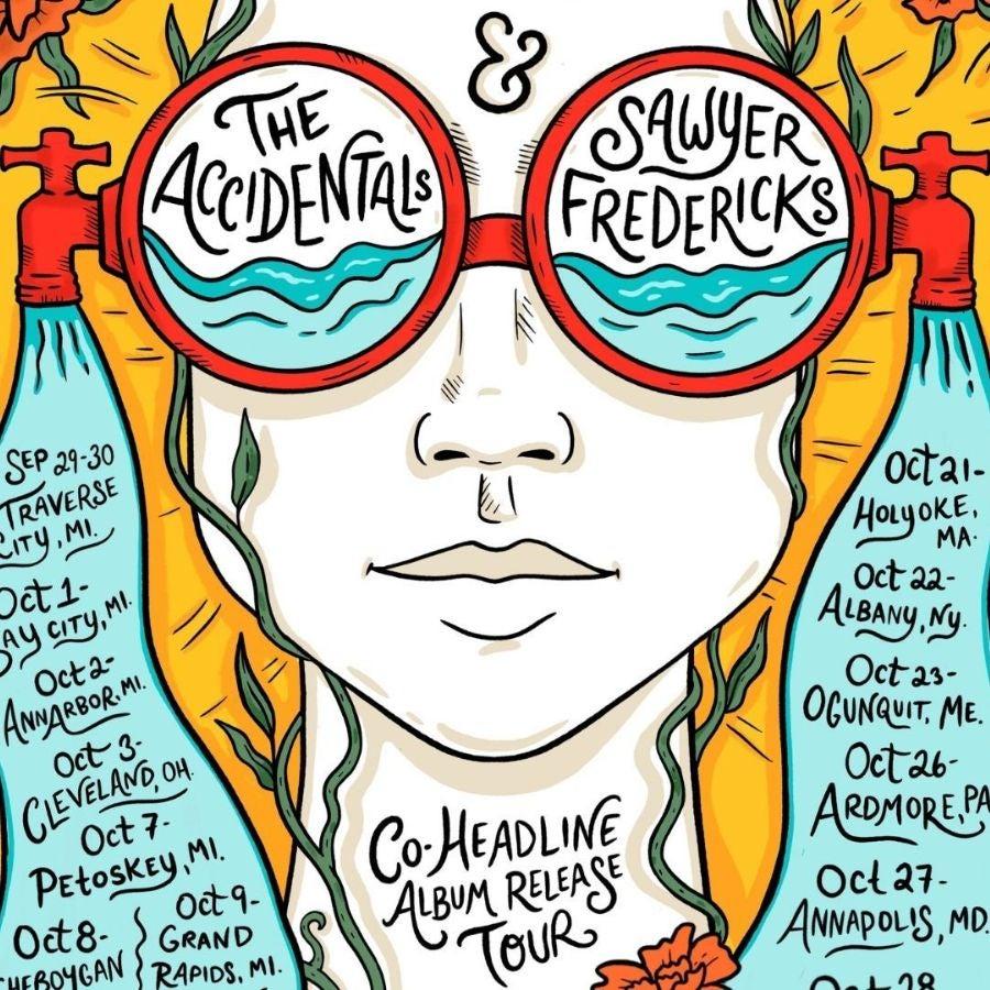 The Accidentals & Sawyer Fredricks