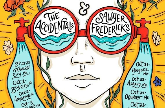 More Info for The Accidentals & Sawyer Fredricks